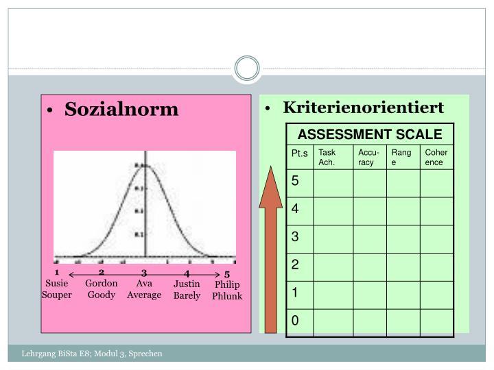 Sozialnorm