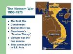 the vietnam war 1950 1975