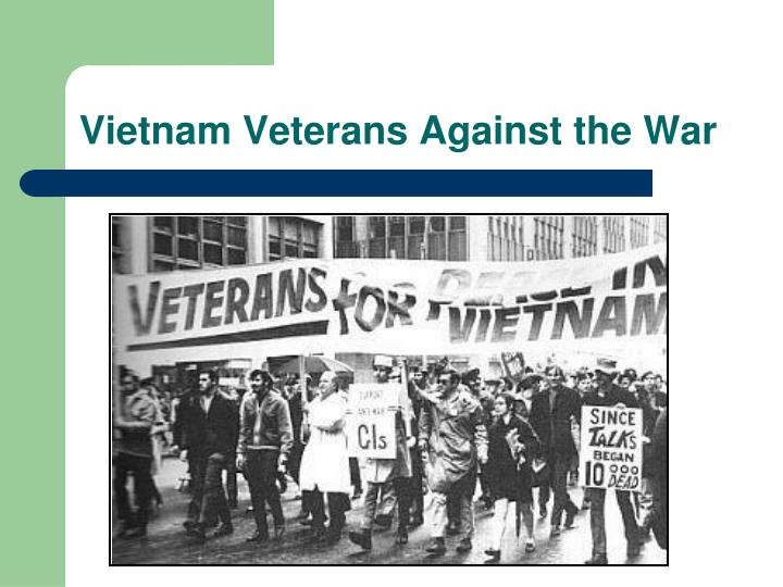 Vietnam Veterans Against the War