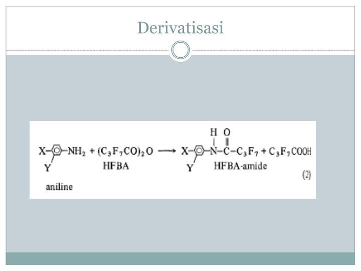 Derivatisasi