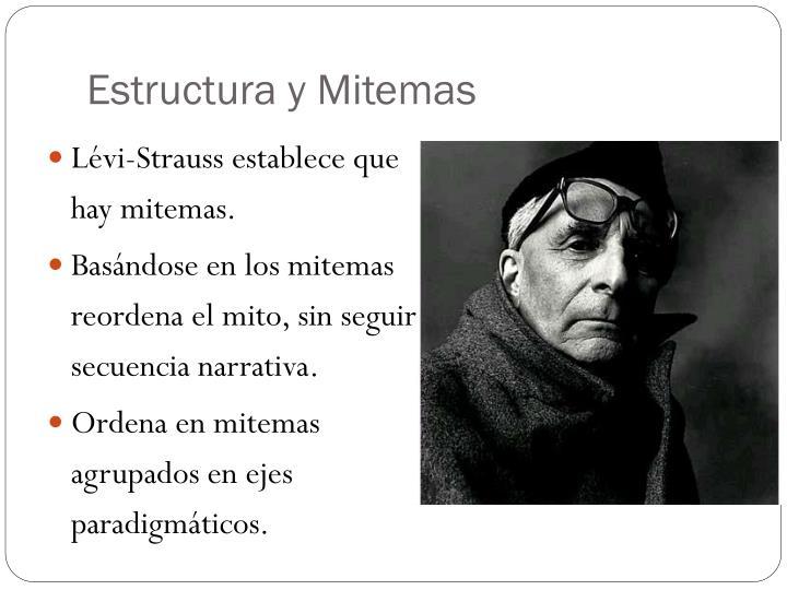 Estructura y