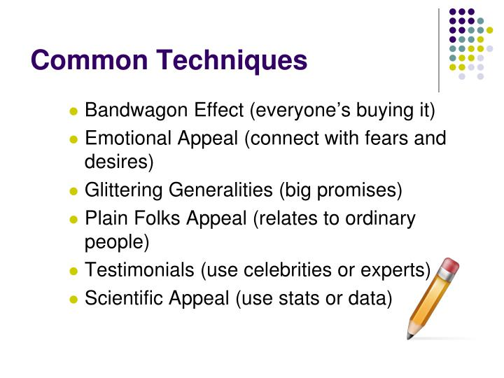 Common Techniques
