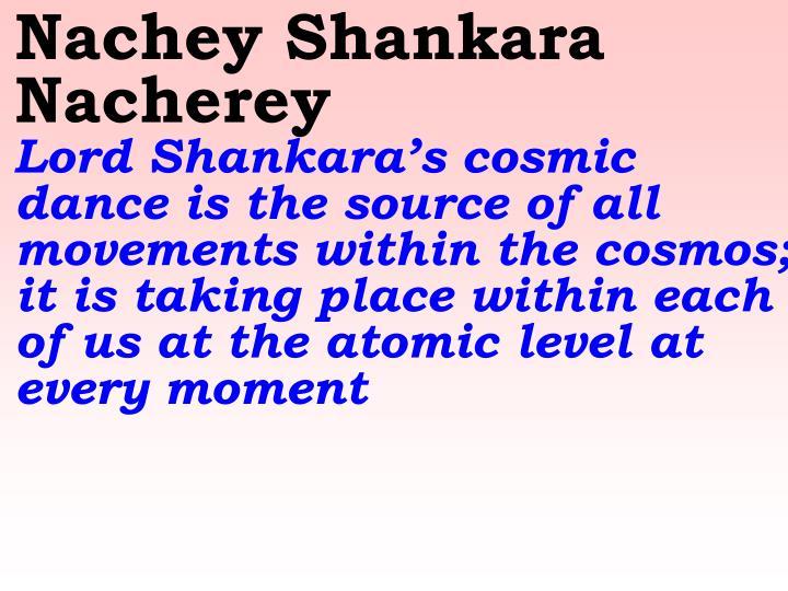 Nachey Shankara Nacherey