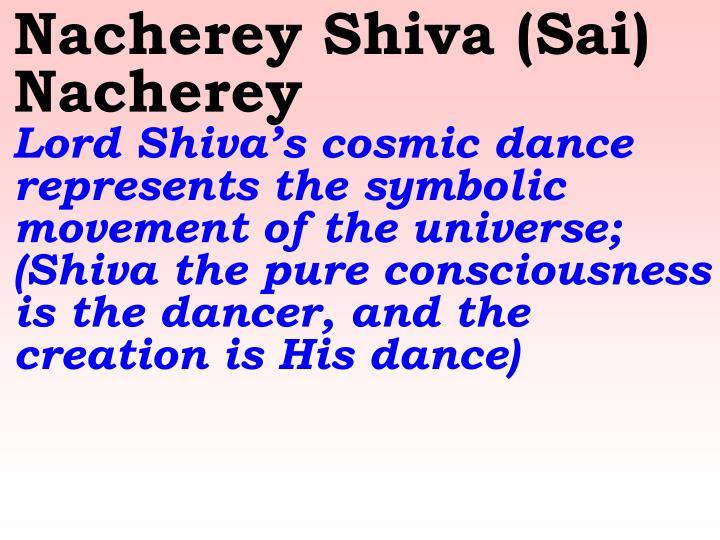 Nacherey Shiva (Sai) Nacherey