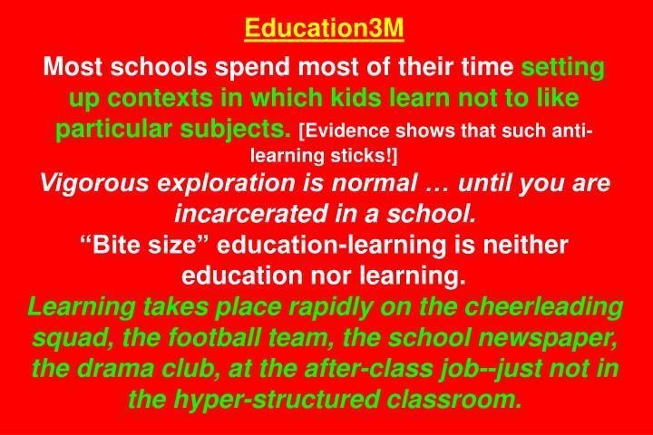 Education3M