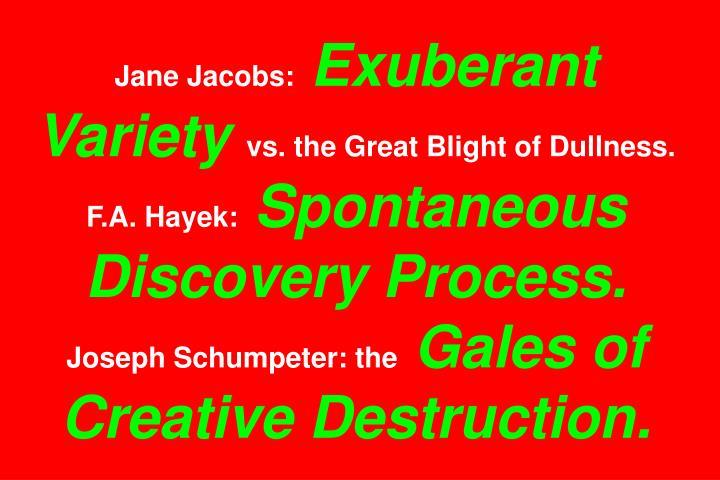 Jane Jacobs: