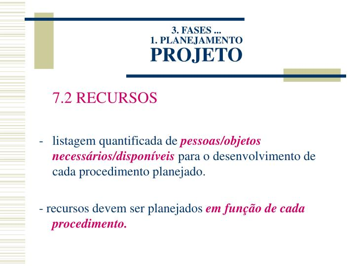 3. FASES ...