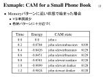 exmaple cam for a small phone book1