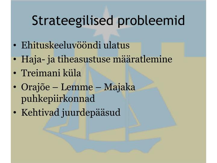 Strateegilised probleemid