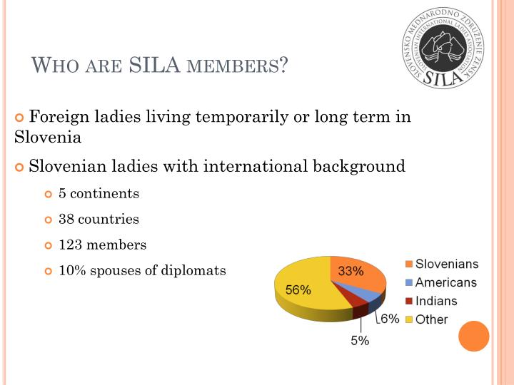 Who are SILA members?