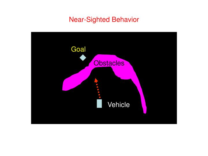 Near-Sighted Behavior