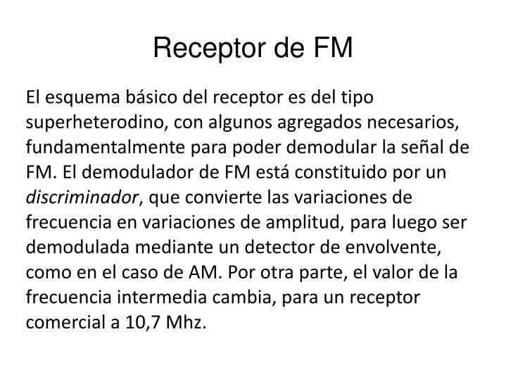 Receptor de FM