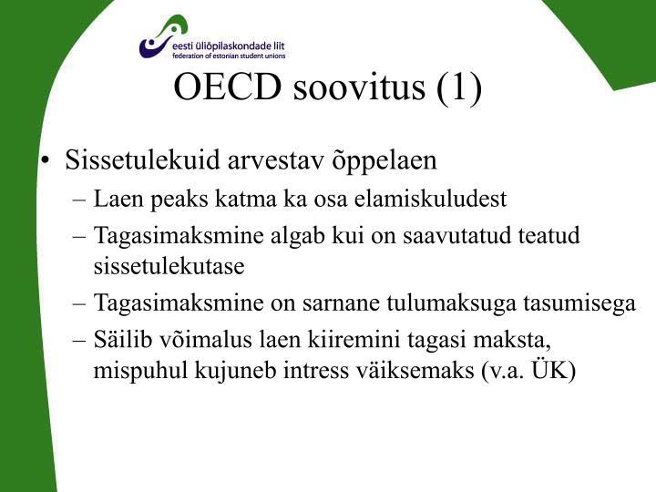 OECD soovitus (1)