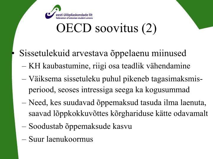 OECD soovitus (2)