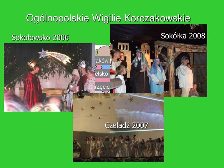 Ogólnopolskie Wigilie Korczakowskie