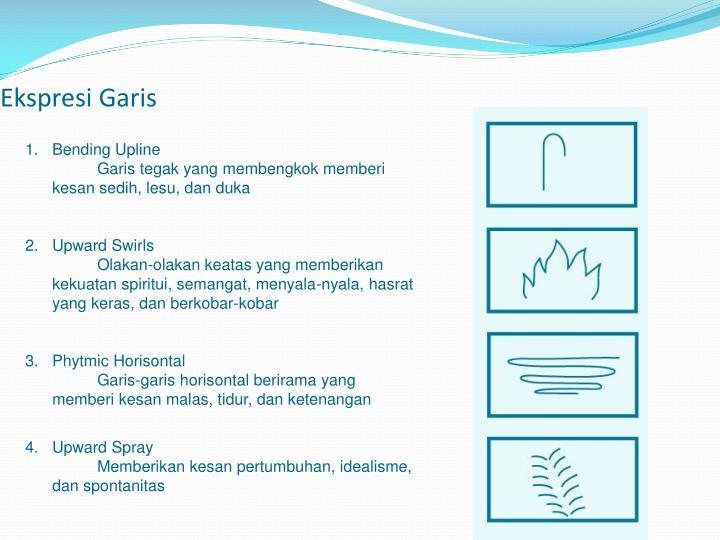 Ekspresi Garis