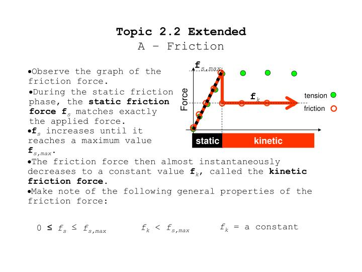 Topic 2 2 extended a friction1