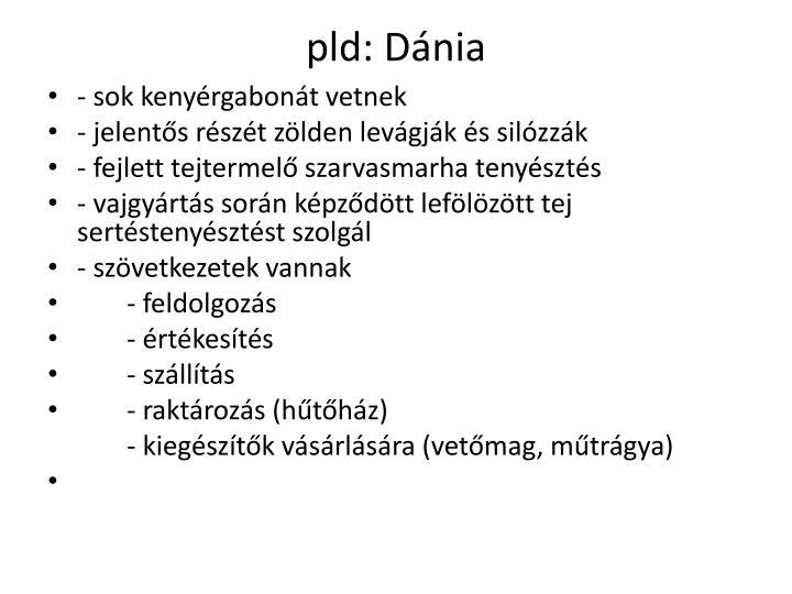 pld: Dánia