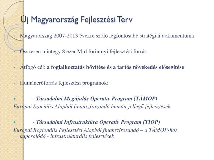 Új Magyarország Fejlesztési