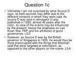 question 1c1