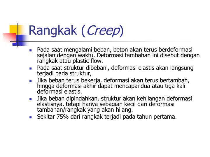 Rangkak (