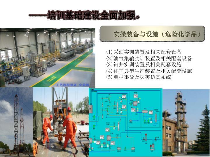 实操装备与设施(危险化学品)