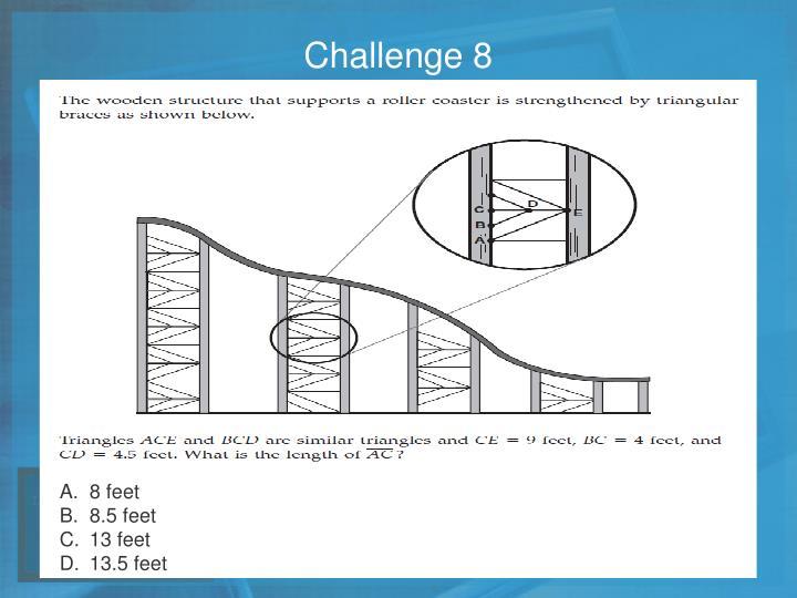 Challenge 8