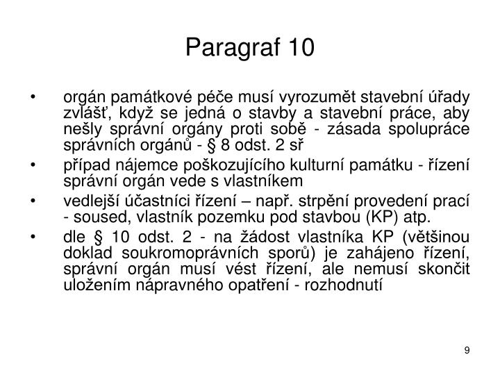 Paragraf 10