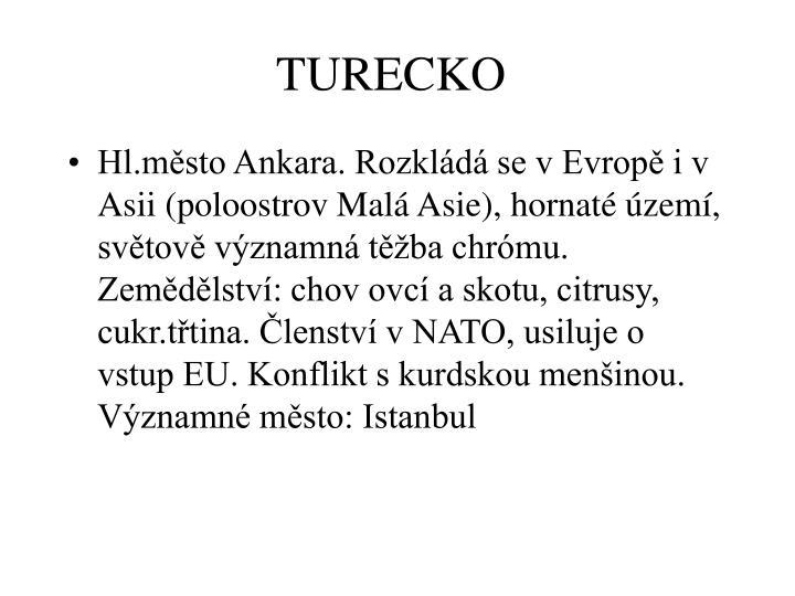 TURECKO