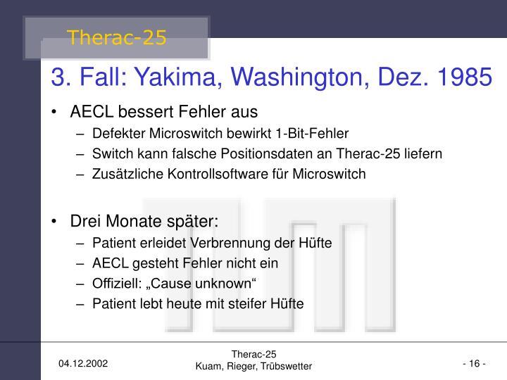 3. Fall: