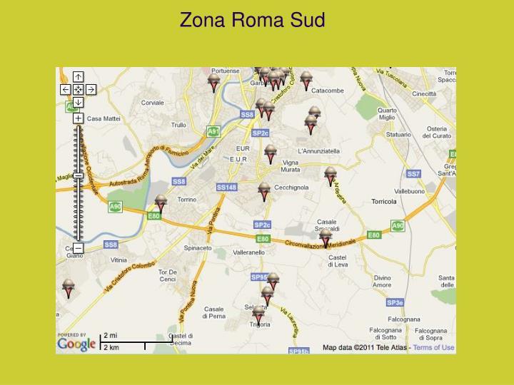 Zona Roma Sud