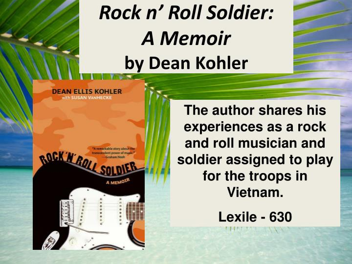 Rock n' Roll Soldier: