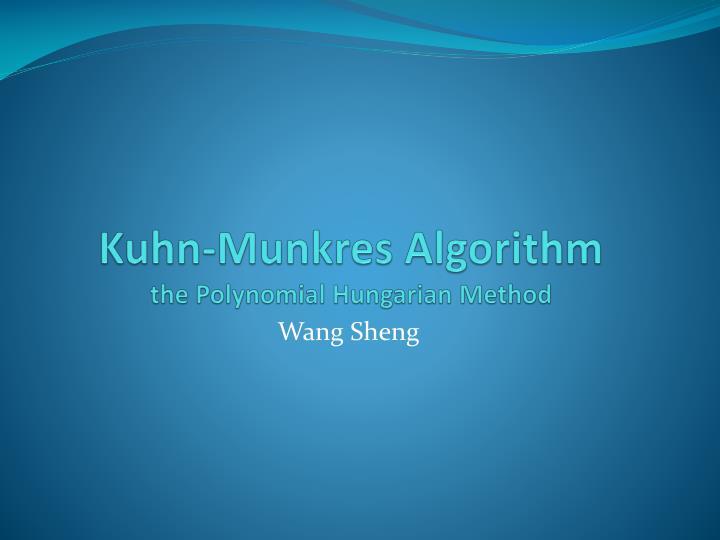 Kuhn-