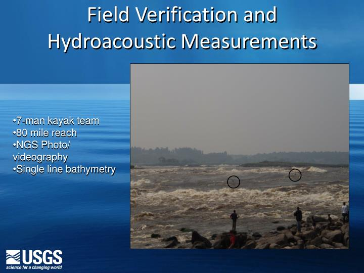 Field Verification and