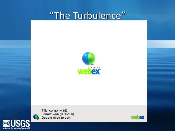 """The Turbulence"""