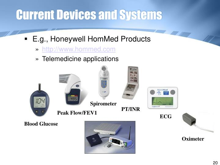 Current Devices and Systems