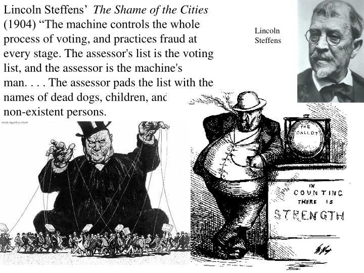 Lincoln Steffens'