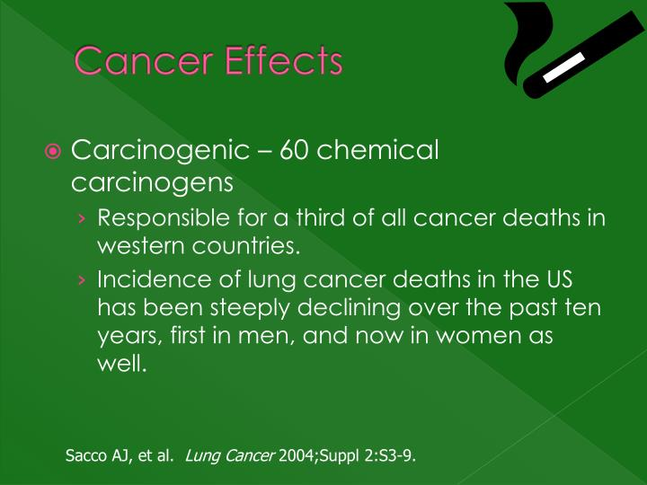 Cancer Effects