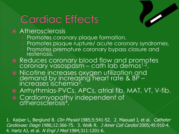 Cardiac Effects