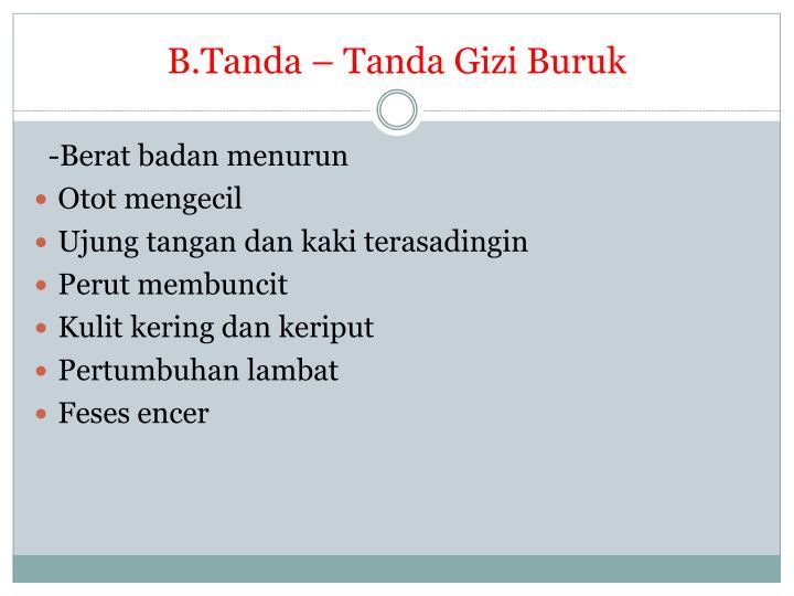 B.Tanda