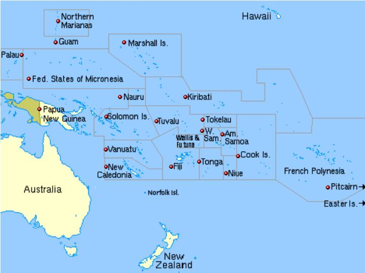 So you want to publish legal materials online towards a pacific lii network