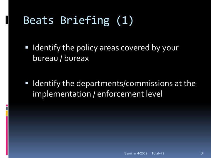 Beats Briefing (1)