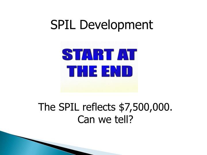 SPIL Development