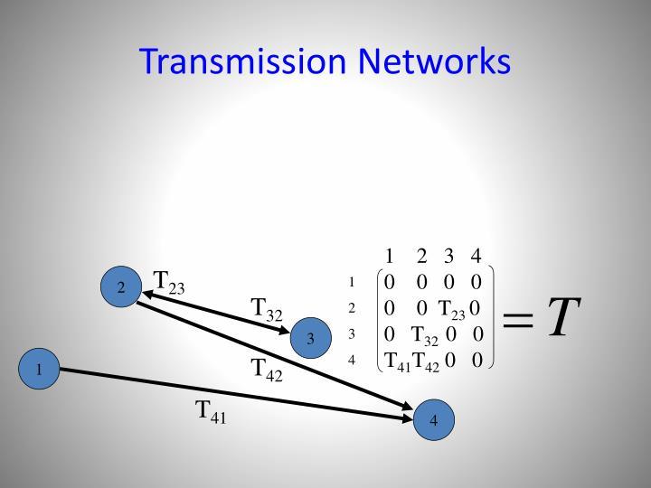 Transmission Networks