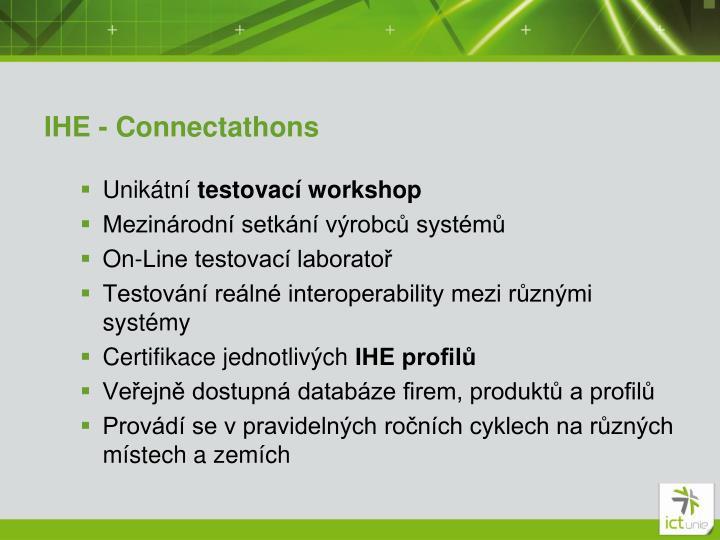 IHE - Connectathons