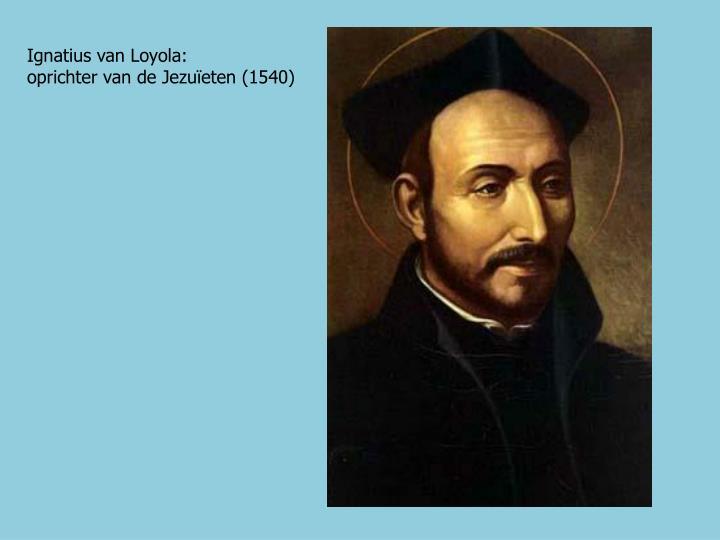 Ignatius van