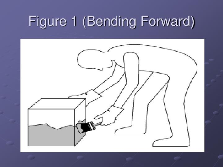 Figure 1 (Bending Forward)