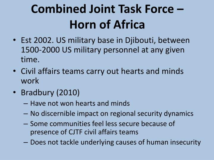 Combined Joint Task Force –