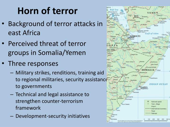 Horn of terror