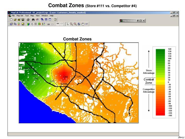 Combat Zones